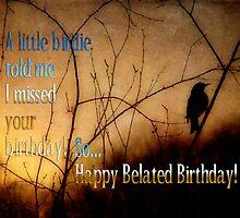 belated birthday (Monica Scanlan) by vigor