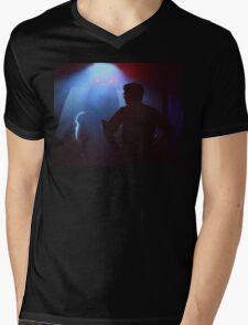 Timespace - James Pratt Mens V-Neck T-Shirt