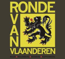 Tour of Flanders by Velocast