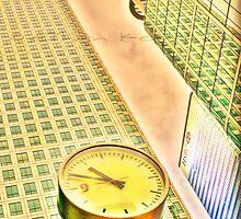 Canary Wharf by Ethan Kemp