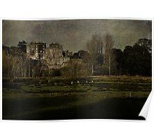 Powderham Castle Poster