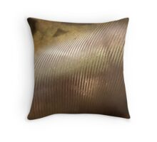Hint...I have ribs Throw Pillow