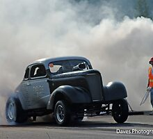 High Powered Rat by DavesPhoto
