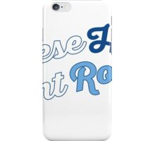 These Hoes aint royal iPhone Case/Skin