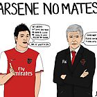 Arsene No Mates by flaminghdstore