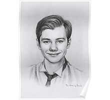 Chris Colfer Poster