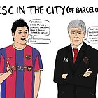 Cesc in the City by flaminghdstore