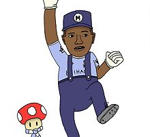 Super Mario Helps Defeat United by flaminghdstore