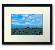 Qualicum Beach, Vancouver Island Framed Print