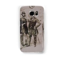Foot Police of the 1860s Samsung Galaxy Case/Skin