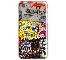Graffiti New York City iphone case iPhone Case/Skin