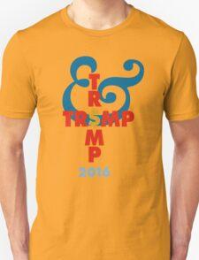 Who needs a running mate? Unisex T-Shirt