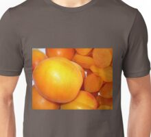 Apricots - Before & After Unisex T-Shirt
