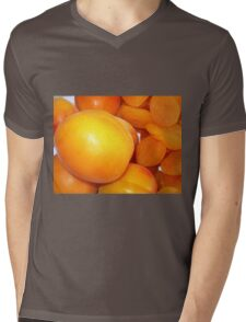 Apricots - Before & After Mens V-Neck T-Shirt