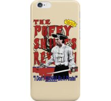 The Puffy Shirt's Revenge iPhone Case/Skin
