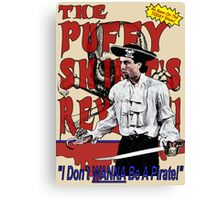 The Puffy Shirt's Revenge Canvas Print