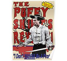 The Puffy Shirt's Revenge Poster