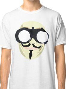 anonymous mask Classic T-Shirt