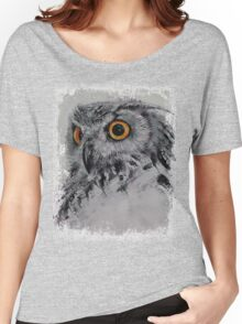 Spirit Owl Women's Relaxed Fit T-Shirt
