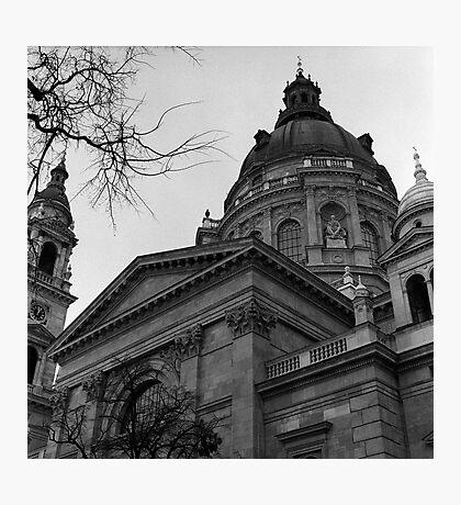 St. Stephen's Basilica, Budapest Photographic Print