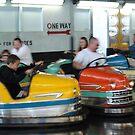 Intense bumper cars by Soulmaytz