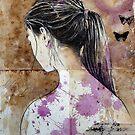 ismene by Loui  Jover