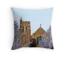 Christmas Morning 2 Throw Pillow