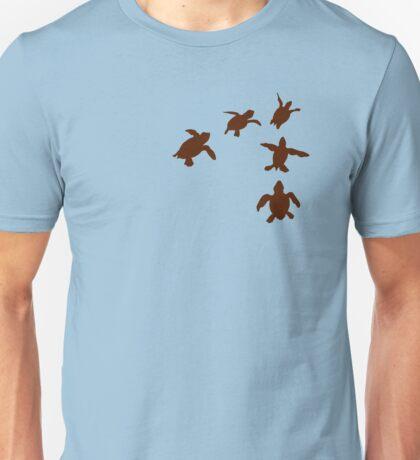 turtle birds Unisex T-Shirt