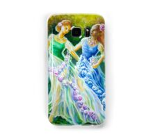 Two princesses Samsung Galaxy Case/Skin
