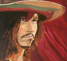 Johnny Depp by Lambertino by elvis2