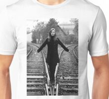 Quo vadis...( 2 ) Unisex T-Shirt