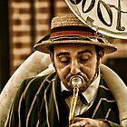 Tuba Man by Patrick Metzdorf