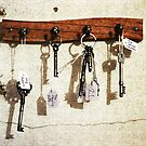 The Keys To A Few Important Things by SquarePeg