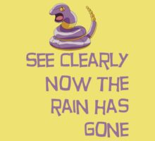'Ekans' See Clearly Now The Rain Has Gone by SkinnyJoe