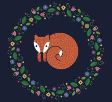 Spring Fox Kids Tee