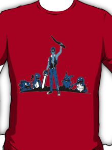Ash Pokemon Zombie Master Blue T-Shirt