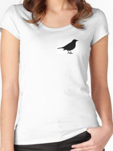 Scare Crow Women's Fitted Scoop T-Shirt