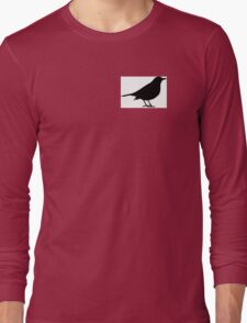Scare Crow Long Sleeve T-Shirt