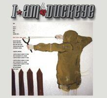 """I am Duckeye Tshirt/Hoodie/Sticker - """"Tom Sawyer DIE"""" by Sam Haycroft"""