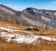 A Hint of Snow by Greg Booher