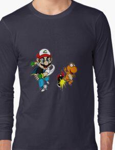 Super PokeBros Long Sleeve T-Shirt