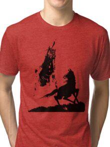 Horse Dance Tri-blend T-Shirt