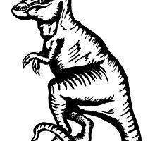 T-Rex by zombieCraig