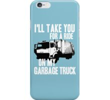 Sex Bob-Omb - Garbage Truck - Scott Pilgrim  iPhone Case/Skin