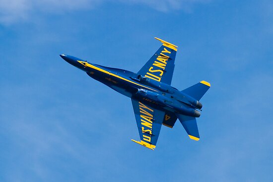 Blue Angels #4 Banking Out by Henry Plumley