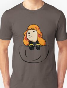 Pocket Widow Pup T-Shirt