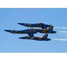 Blue Angels Double Farvel 2010  Photographic Print