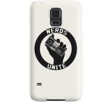 NES NERDS UNITE! Samsung Galaxy Case/Skin