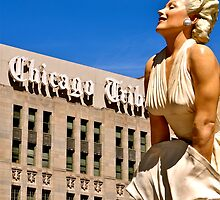 Marilyn and the Trib by Ginadg73