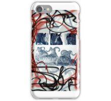 LOVE HORNS  iPhone Case/Skin